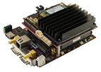Versalogic SBC with EMC2-KU35 and dual Camera Link