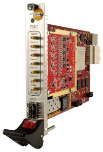 pi922 – PXIe card – 5 ch. ADC @ 500MS/s; 16-bit