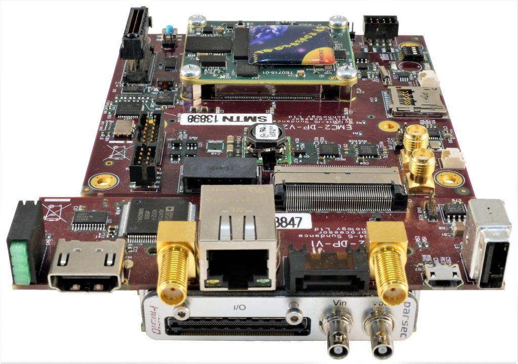 oi111 – Dual SDI + Analog Video